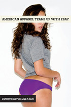 American Apparel Teams Up With eBay