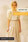 ivory Rachel Zoe dress