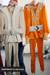 Orange-bodysuit