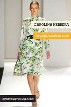 Carolina Herrera Spring/Summer 2012