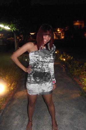 black toga supre dress