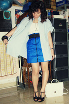 shirt - shirt - Brella skirt - accessories - shoes