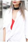 Black-karmaloop-jeans-black-lulus-necklace-black-nina-shoes-heels