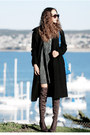 Heather-gray-public-desire-boots-black-minkpink-dress