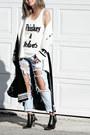 Black-alysia-boots-sky-blue-style-moi-jeans-black-deux-lux-bag