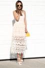 Light-pink-sheinside-dress