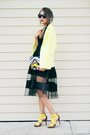 Yellow-lightinthebox-blazer-yellow-clic-jewels-bag