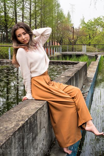 bronze kpopsicle pants
