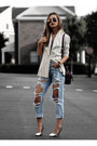 White-shoes-shoes-light-blue-style-moi-jeans-white-new-look-blazer