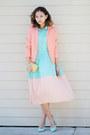 Aquamarine-lulus-dress