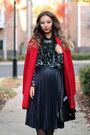 Red-nordstrom-coat-black-chanel-bag-black-style-moi-blouse
