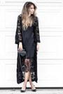Black-sans-souci-dress-black-sans-souci-jacket-navy-nina-shoes-bag