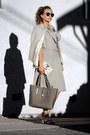 Heather-gray-chicwish-blazer-gray-poupee-de-papier-bag