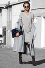 Silver-public-desire-boots-silver-christina-karin-dress