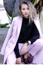 Black-h-m-sweater-light-purple-lamoda101-blazer