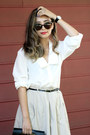 White-megz-fashion-blouse-cream-tannerann-skirt-gray-shoescom-pumps