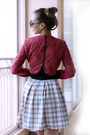Hot-pink-kpopsicle-jacket-black-cgbcn-shirt-bubble-gum-boohoo-skirt