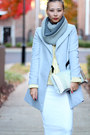 Navy-shellys-london-shoes-heather-gray-oasap-coat-gray-oasap-scarf