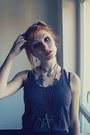 Black-demonia-heels-maroon-claires-sunglasses