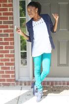 Forever 21 pants - H&M blazer