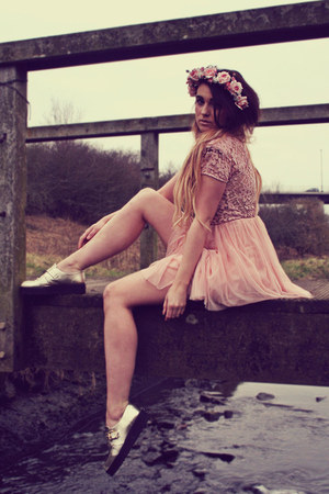 pink ballet skirt Lipsy skirt