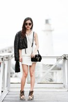 Style Societe jacket - Senso shoes - Zara bag - Style Societe top