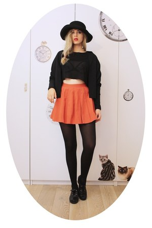 Zara skirt - Own design jacket