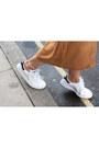 Off-white-primark-jumper-white-suede-skirt-boohoo-skirt