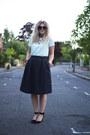 Black-beyond-retro-jacket-black-h-m-skirt-aquamarine-primark-top