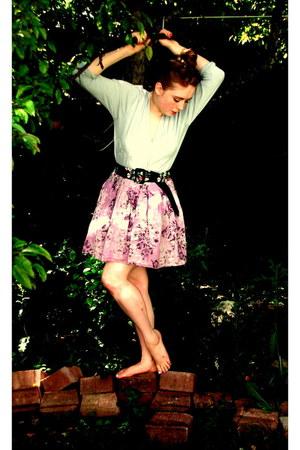 light purple merona skirt