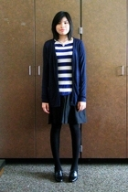 Mossimo jacket - Mossimo shirt - Express skirt - merona tights - payless shoes -