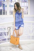 Jessica Simpson bag - funky jumper