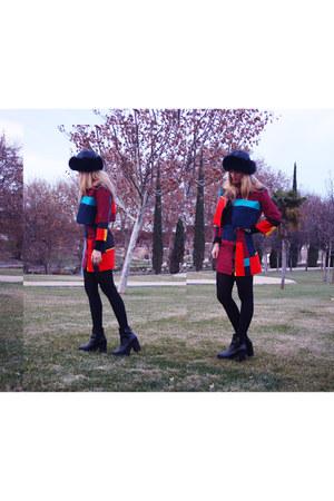 RZC jacket - RZC skirt