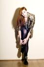 Gold-jacket-forever-21-t-shirt-black-tights-black-wilfred-skirt-black-al