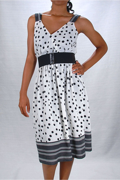 rayon unknown brand dress