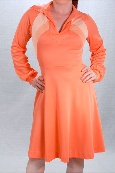 polyester unknown brand dress