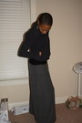 Wool-maxi-banana-republic-skirt
