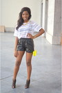 Pimkie-shorts-sacha-heels-new-look-top