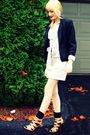 Black-h-m-blazer-beige-h-m-dress-purple-h-m-belt-black-target-socks-beig