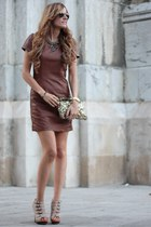 Chamonix dress - Aldo shoes - Zara bag