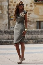 Zara dress - Zara shoes
