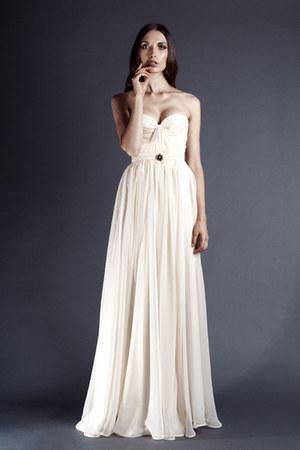 ivory reddoll dress