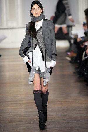 gray Rag and Bone blazer