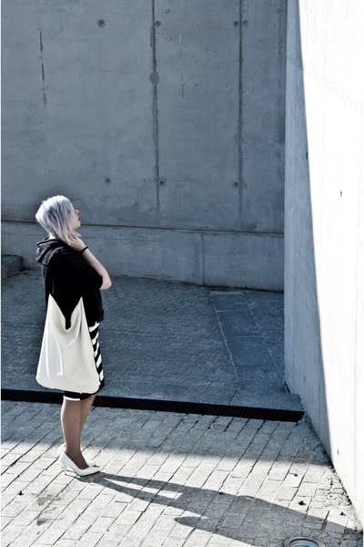 off white agalospl bag - dark gray Zara blouse