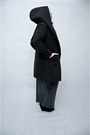 Black-mosquito-coat-heather-gray-zara-skirt-black-second-hand-blouse