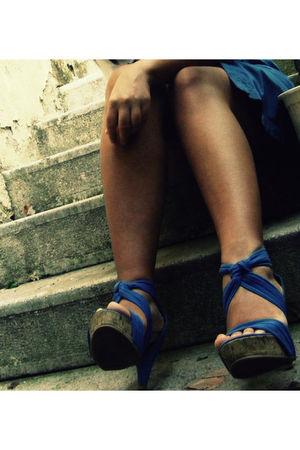 Zara shoes - Zara skirt