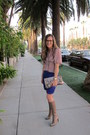 Vintage-boots-nordstrom-bag-bcbg-blouse-michael-kors-watch-forever-21-sk