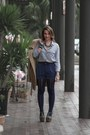Striped-cynthia-rowley-tights-silk-lush-shorts-silk-express-blouse-jessica