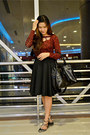 A-girls-haven-flats-black-style-stunner-manila-skirt