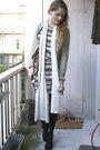 Beige-zara-jacket-white-h-m-dress-silver-rubytuesdaystorecom-earrings